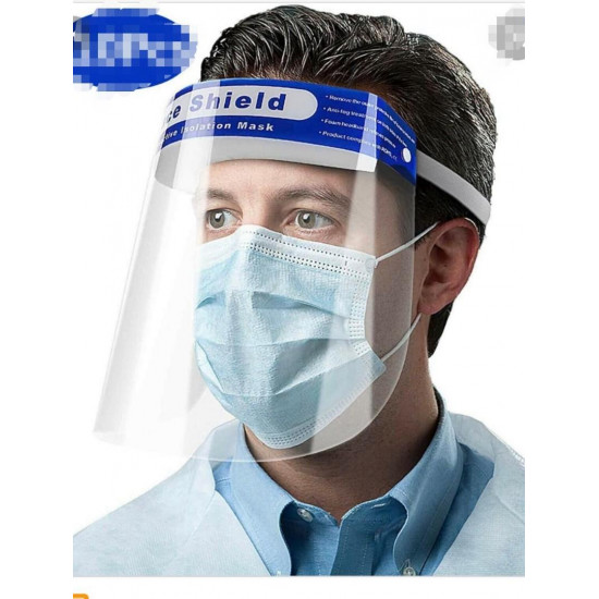 成人防疫面罩【一套10個】