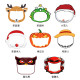 聖誕特色防護面罩