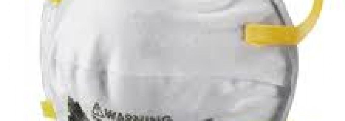 【氣密口罩拆解】袁國勇視察麗港城給油麻地疫區使用鴨咀 N95 口罩 Healthbuynow有推同類口罩