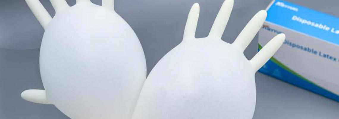 你知道乳膠手套是如何生產出來的嗎?