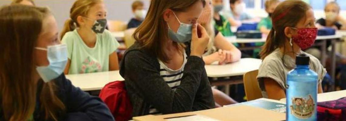 又要開學了!孩子在學校戴什麼類型的口罩最安全?