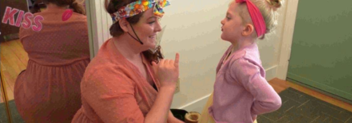 透明口罩與聾啞人士之應用