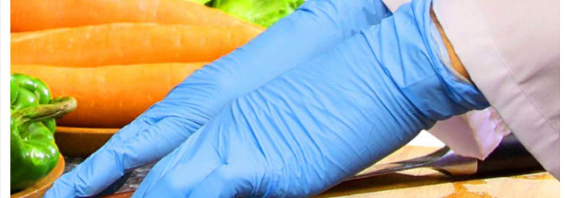 丁腈手套能做食品嗎?看完以下幾點你就一目了然!