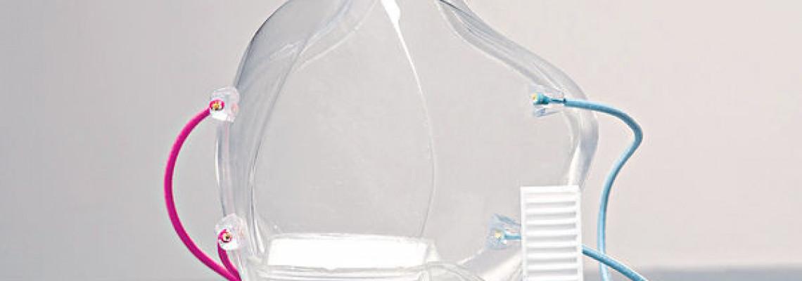 嶺大研全透明口罩 助聽障人士溝通