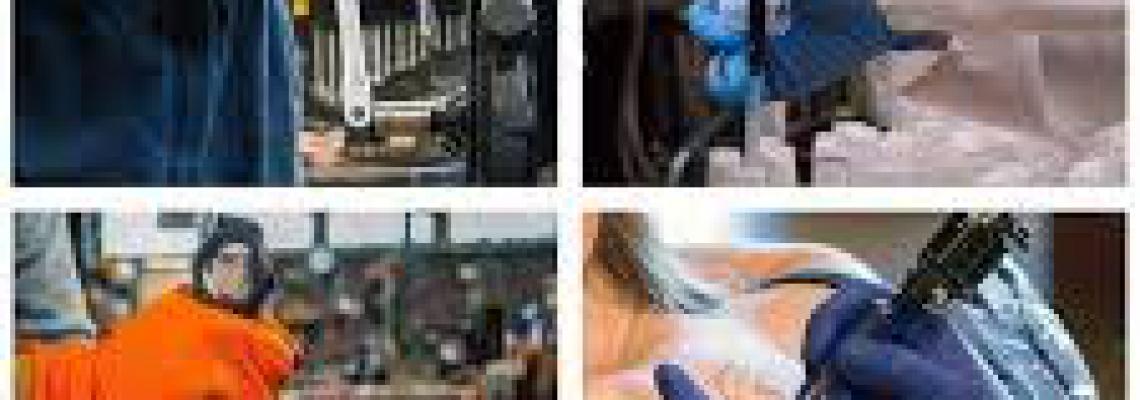 在工業市場中,一次性丁腈手套有哪些應用場景?