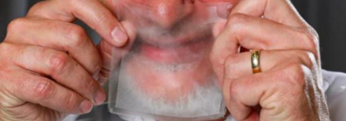 研究人員創造了透明,透氣的口罩