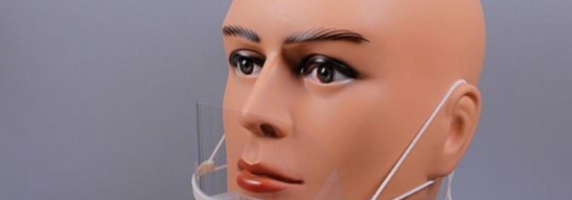透明口罩的正確戴法 透明口罩哪裡有賣