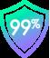 BFE 99% PFE 99%
