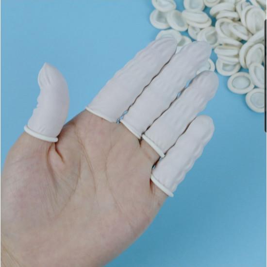 100g 手指套【乳膠手套】