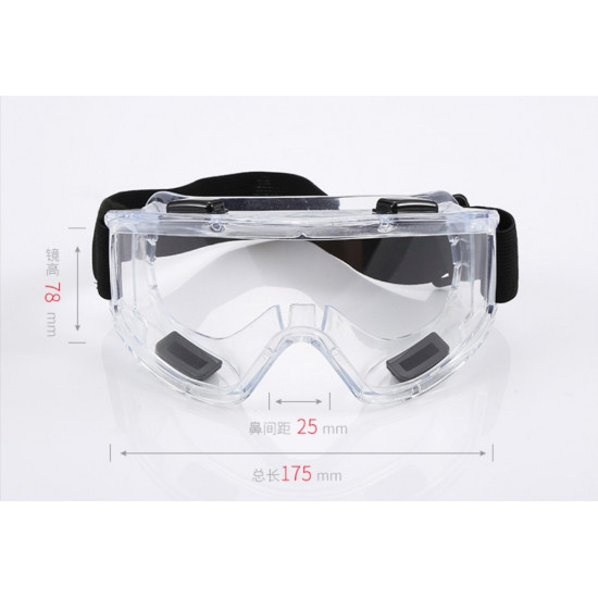 360 degree full frame goggles