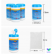 Barreled disinfection wet wipes