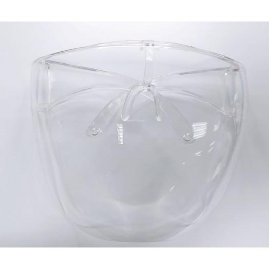 兒童硬殼透明面罩