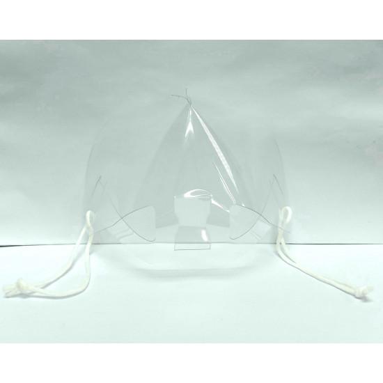 四孔透明口罩【優惠套裝】