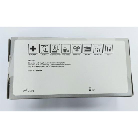 SAFE-FLEX 醫用丁晴手套(無粉) (30盒起批)