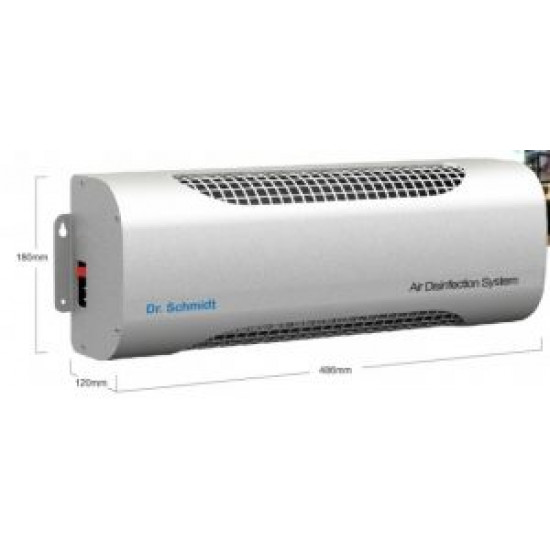 Dr. Su Mi-Ultraviolet (UV) Air Disinfection System