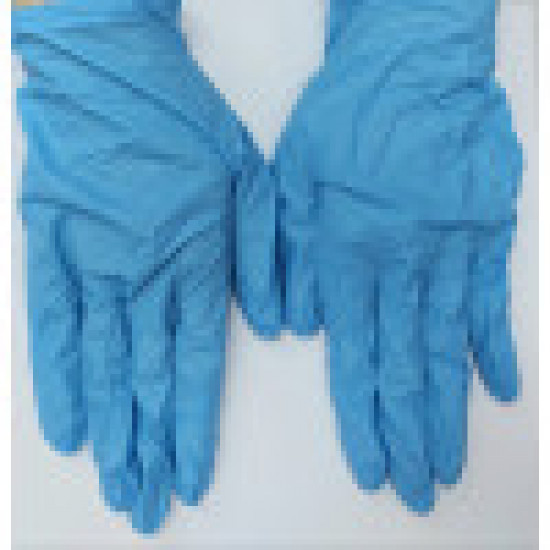 Nitrile gloves for catering industry (minimum 10 boxes)