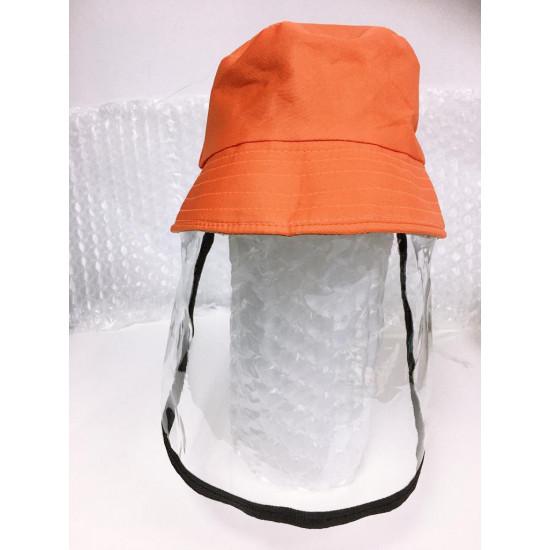 南瓜橙三層口罩(10盒起批)