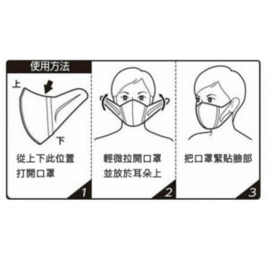 MIHK Adult Mask (Made in Hong Kong)