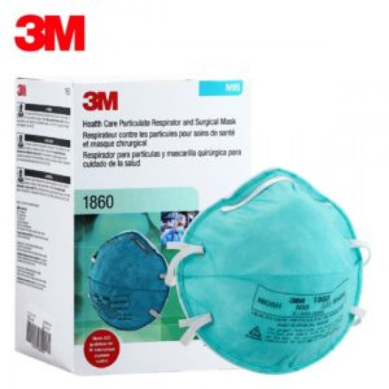 3M surgical mask 1860