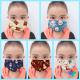 Wonderful Christmas parent-child masks