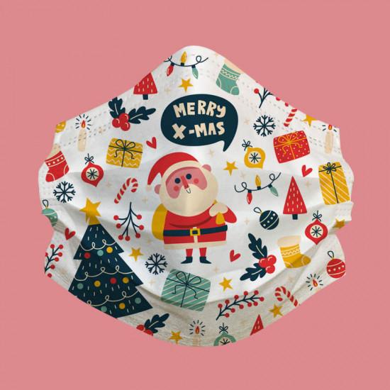 Christmas masks for children