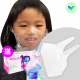 兒童全透明口罩套裝【HEALTHBUYNOW 品牌出品】